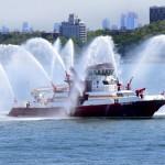 Fleet Week New York - Staten Island Departure