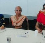 Gurdish Grewal,Dr balwinder brar nd surinder geet seen on stage-cwca.resized.resized