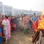 Ludhiana College of Engineering & Technology, Katani Kalian celebrated Lohri at the campus 1 copy.resized