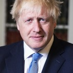 The Prime Minister Boris Johnson Portrait