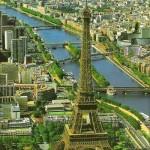 Eiffel Tower & Seine River.resized